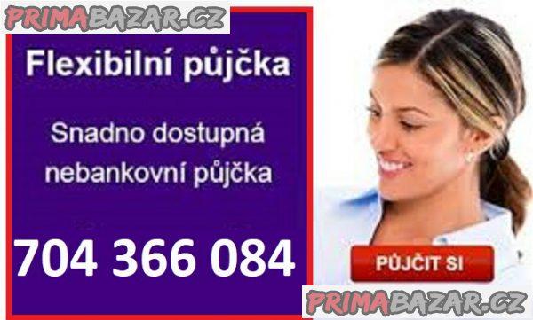 Půjčka ihned - 704 366 084