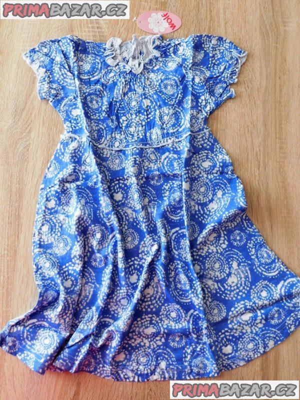 Dívčí letní šaty-Nové-vel.110