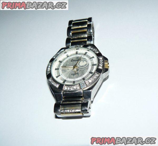 Pánské hodinky OMAKI (NOVÉ), nová baterie