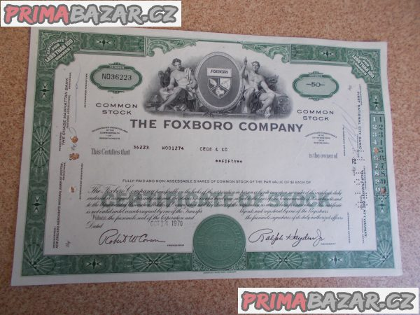the-foxboro-company-stare-akcie-usa