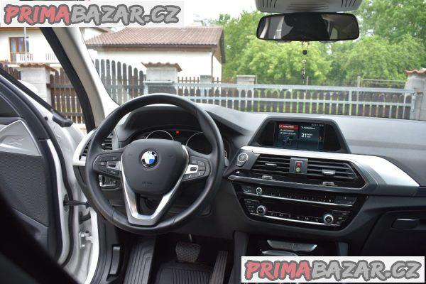 Prodám BMW X3 2018