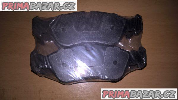 Sada brzdových destiček, kotoučová brzda MAXGEAR 19-0654
