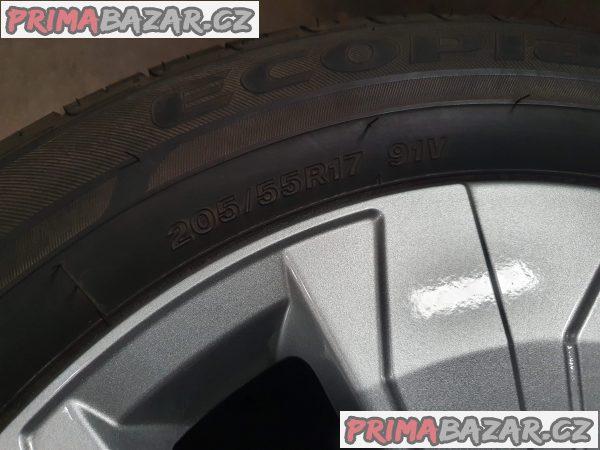 orig. Volkswagen T cross Polo Seat 5x100 6,5x17 et39 98% let
