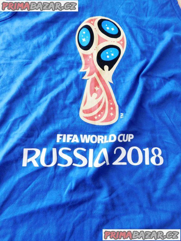 Pánské bavlněné triko-vel.M-Nové