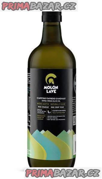 Řecký olivový olej