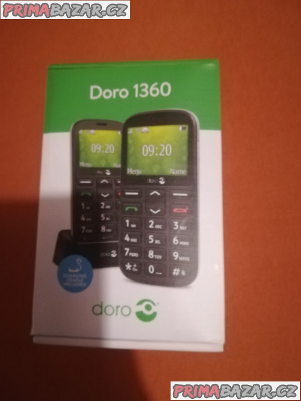 Doro - senior telefony