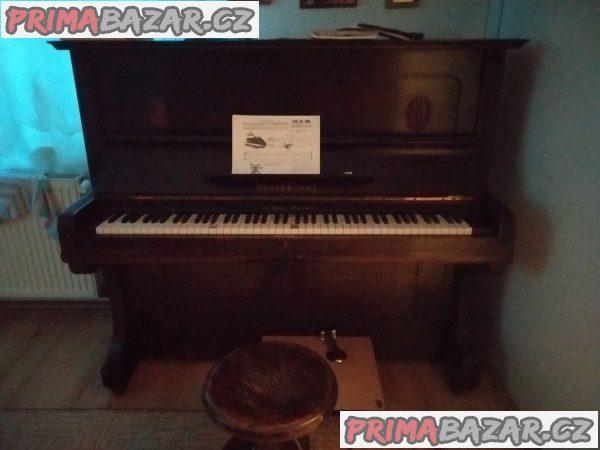 Prodám pianino značky Rosenkranz