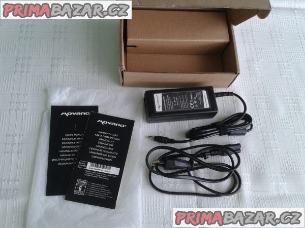 Adaptér Movano pro notebook HP18535, 65W - neoriginální