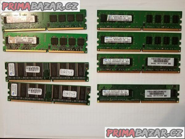 prodám operační paměti RAM