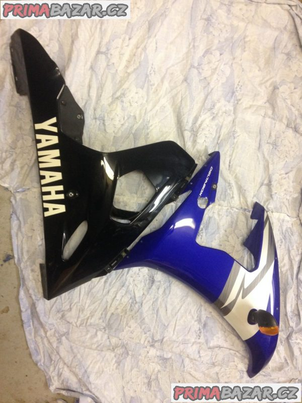 Plasty Yamaha R6