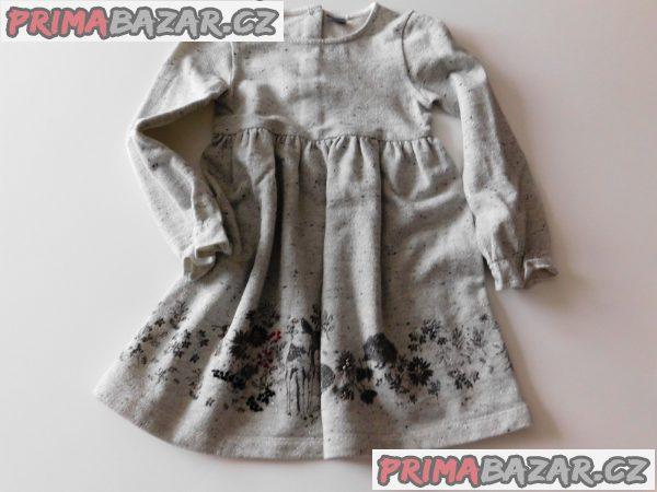 Dívčí šaty-Next-vel.110