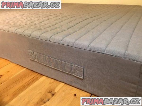 Prodám pevnou matraci se sundatelným potahem.