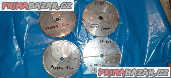 Prodám 4ks disky na CL50, velmi dobrý stav