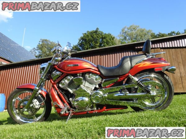 Harley Davidson VRSCSE Screamin Eagle V-Rod
