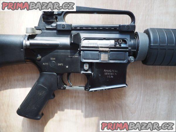 Upgradované AEG Armalite M15A4 Tactical Carbine od CA