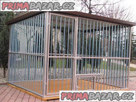 Kotec pro psy doprava a montáž po celé ČR