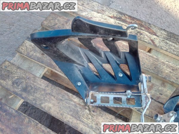 Stupačky Yamaha Raptor 700