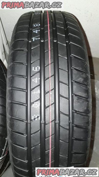 NOVÉ letní pneu Bridgestone TURANZA T005 185/65 R15 88T