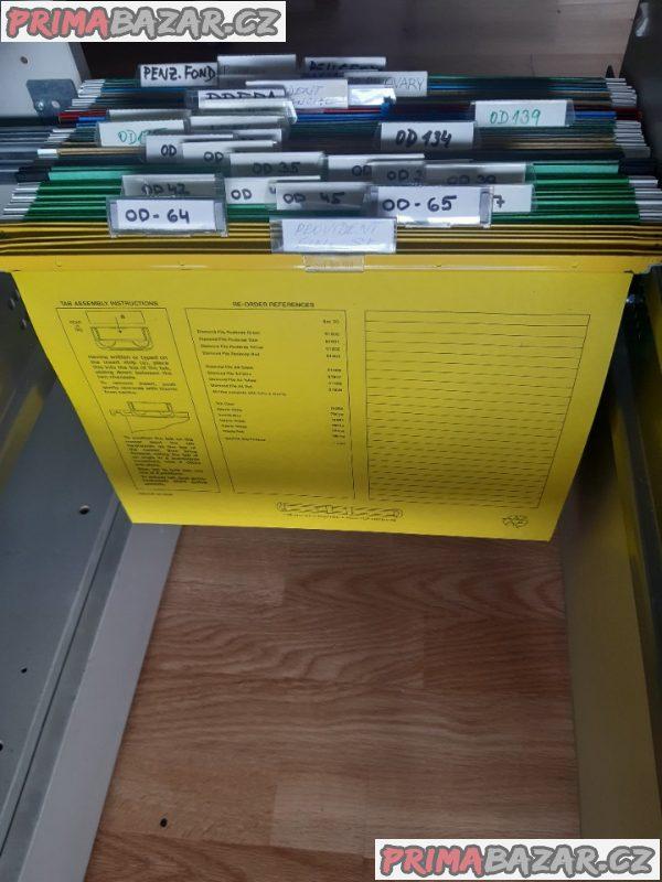 Archivační skříň