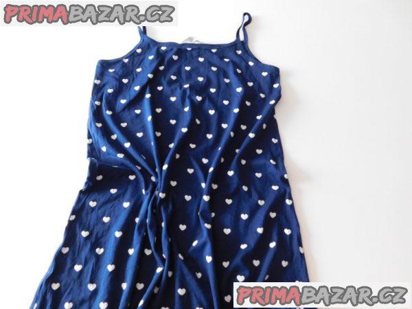 Dívčí šaty-nové-vel.158/164-H&M
