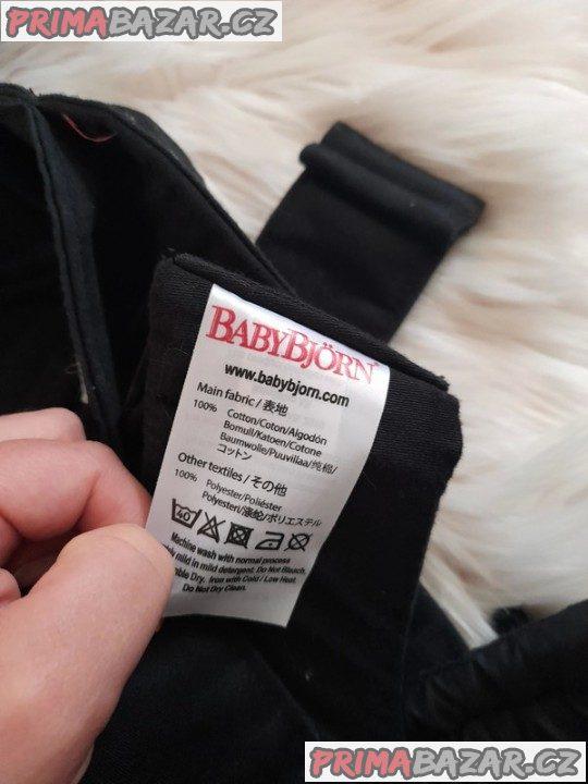 Ergonomické nosítko značky BABYBJÖRN
