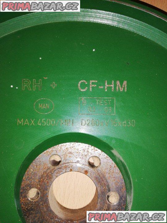 Fréza šepovací CF-HM