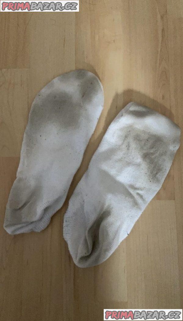 Voňavé nošené ponožky