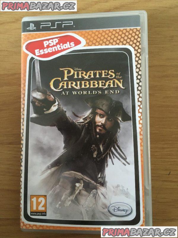 Hry na PSP