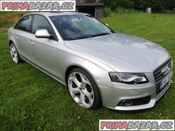 prodám Audi A4 1.8 TFSI 118kw nová STK max výbava ,