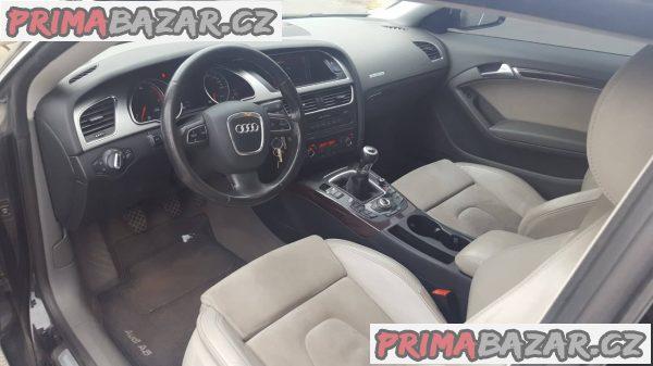 Audi A5, rok 2007, 3.0 tdi,176kw,quattro, man