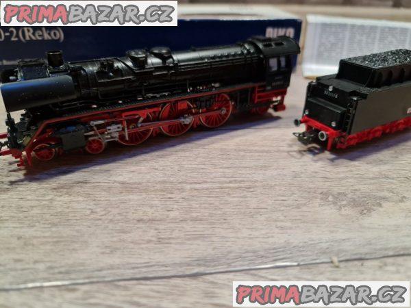 piko parní lokomotiva BR 03 2157-0 s přídavn