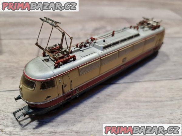 Elektrická Marklin digital DB lokomotiva E03 00