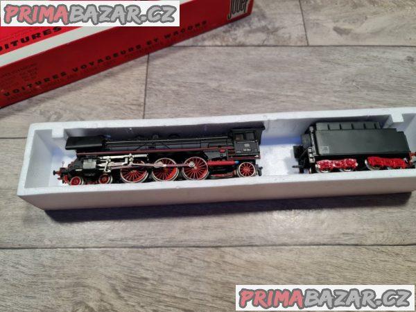 mašinka parní lokomotiva Marklin v top stavu DB01052 c