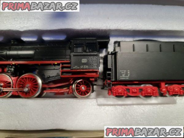 Parní lokomotiva Märklin HO 3082 BR 41334 s