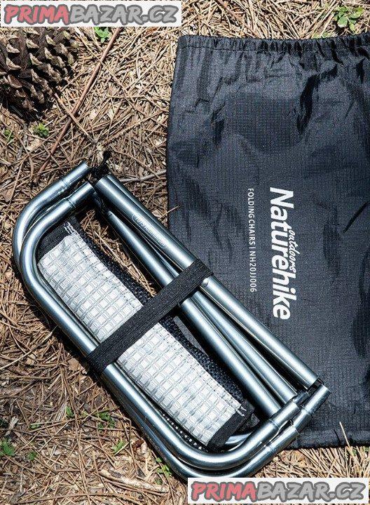 Naturehike - Přenosná venkovní skládací židle