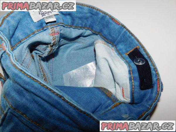 Dívčí originální džíny-Nové-vel.110-Penguin