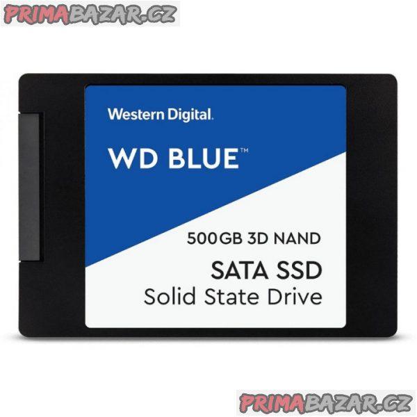SSD WD Blue 500GB