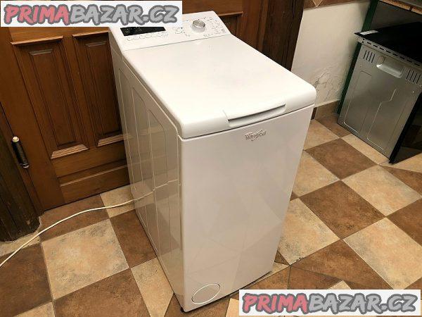 Pračka WHIRLPOOL WTLS 66912 až 1200 ot. 6 kg