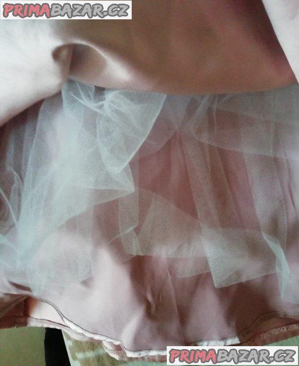 Šaty zn. CHICHI a baleríny CAMAiEU