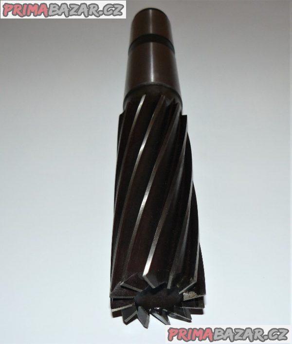 Fréza válcová 50x150 mm, čelní, dlouhá, jemnozubá