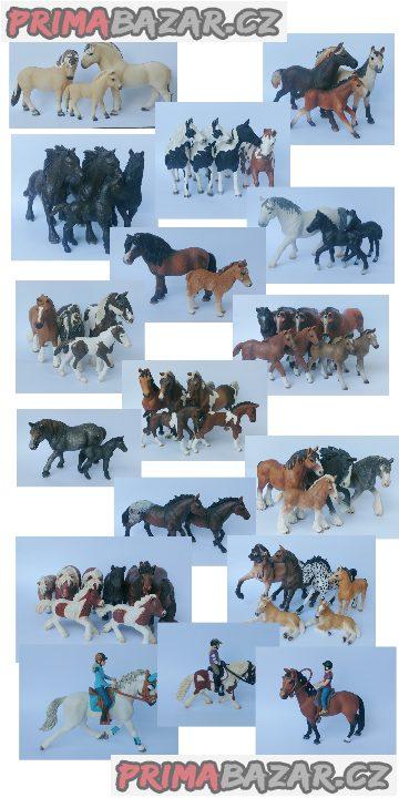 Schleich koně