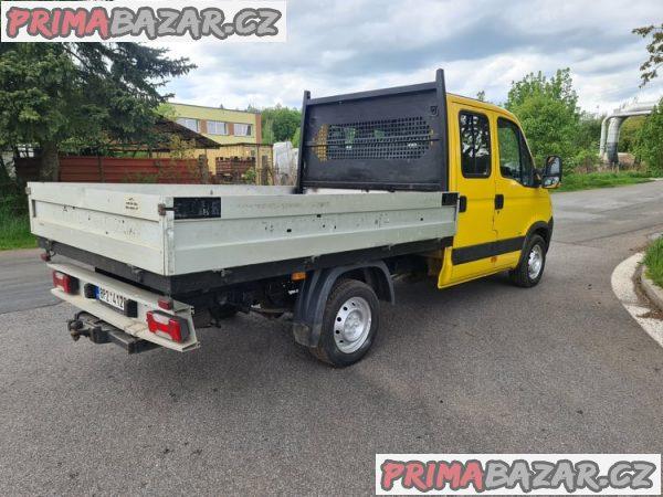 valnik dabl kabina, double cab Iveco daily 2.3