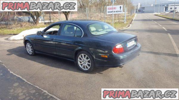 Jaguar S-type Executive 4.0 W8 203kw, r.v 2000