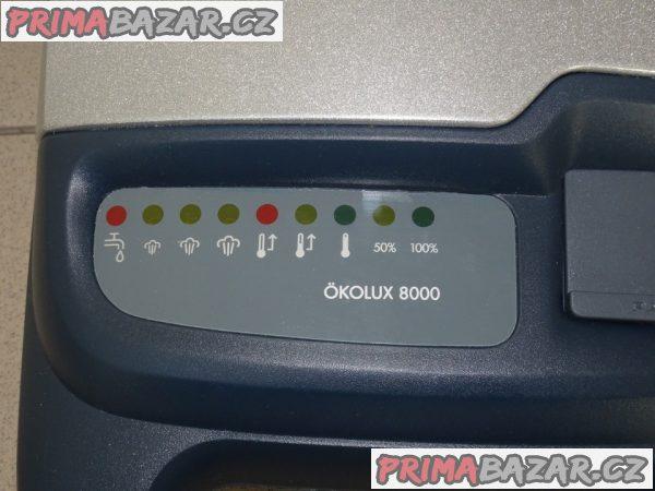 NOVÝ vynikající parní čistič Ekolux  8000 + rozsáhlé vybavení,