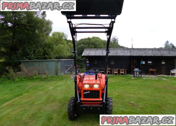 Traktor Hinomoto 23N-DiN