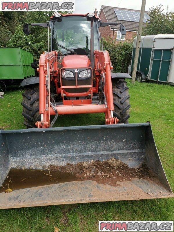 Traktor Kubota LA132-4 2014 -