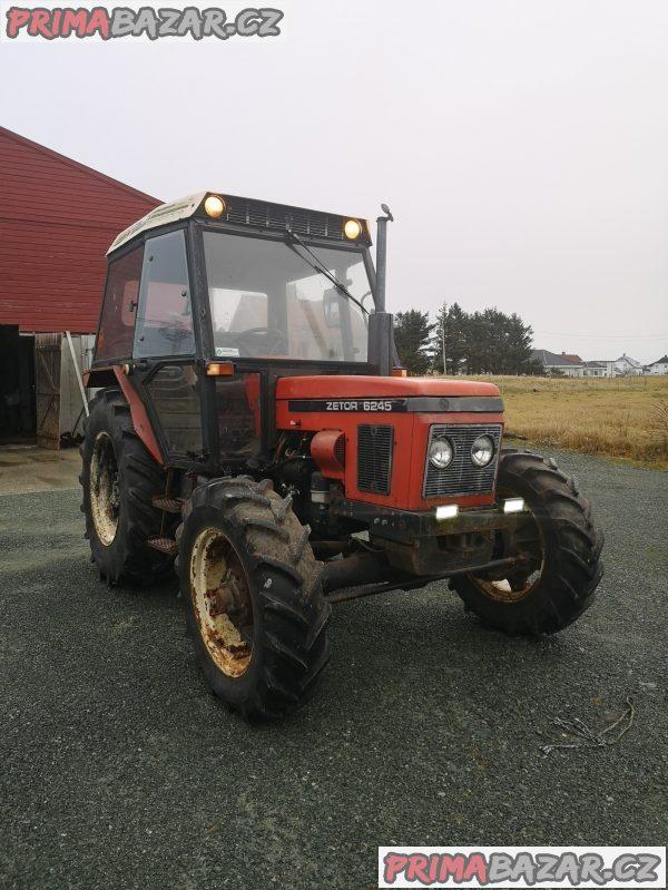 Traktor Zetor 6Z2Z45 - perfektní stav