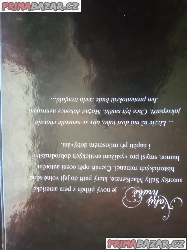 sally mackenzie kolekce:SÉRIE NAKED NOBILITY-NAHÁ ŠLECHTA